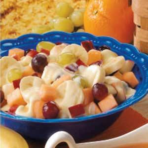 Breakfast Fruit Salad Recipe