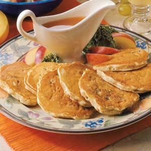 Apple Sausage Pancakes Recipe Taste of Home