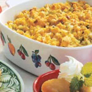 Quick Corn Bread Dressing Recipe