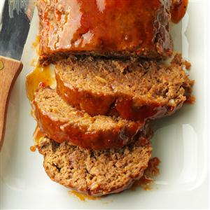 15-Minute Meat Loaf Recipe