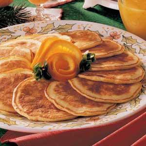 Sunny Pancakes Recipe