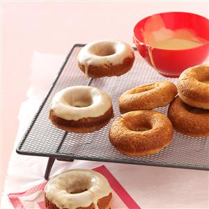 Gluten-Free Apple Cider Doughnuts Recipe