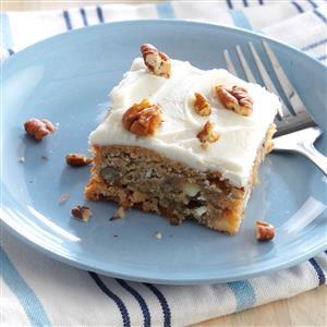Pumpkin Pie Spiced Blondies Recipe
