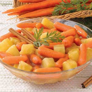 Carrots and Pineapple Recipe