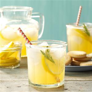 Rosemary Lemonade Recipe