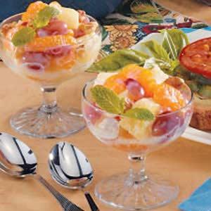 Refreshing Fruit Salad Recipe
