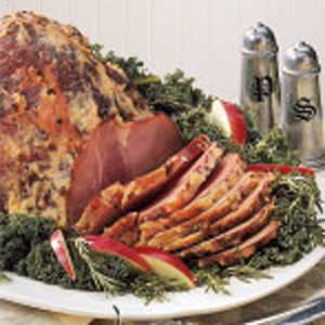 Cider-Baked Country Ham Recipe