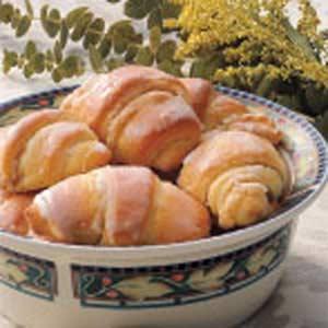 Almond Butterhorns Recipe