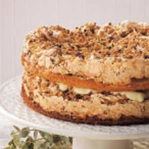 Walnut Blitz Torte Recipe