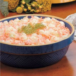 Creamed Onions and Carrots Recipe