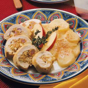 Savory Stuffed Chicken Breasts Recipe