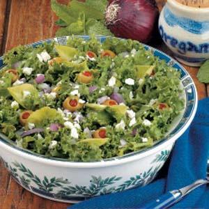 Curly Endive Salad Recipe
