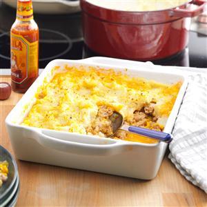 Southwest-Style Shepherd's Pie Recipe