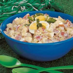 Pom-Pom Potato Salad Recipe