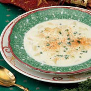 Cream Of Potato Soup Recipe Taste Of Home