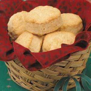 Whipped Cream Biscuits Recipe