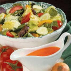 Tomato Soup Salad Dressing Recipe