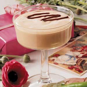 Quick Chocolate Cream Recipe