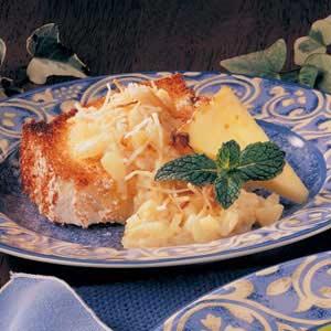 Pineapple Angel Dessert Recipe