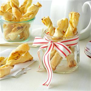 Sweet Almond Twists Recipe