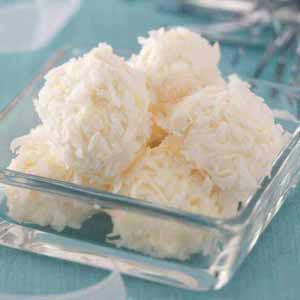 Pineapple Coconut Snowballs Recipe