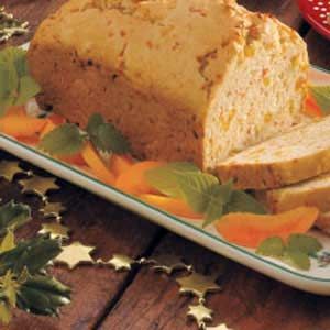 Apricot Carrot Bread Recipe
