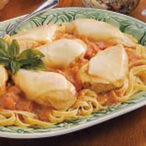 Creamy Tomato Chicken Recipe