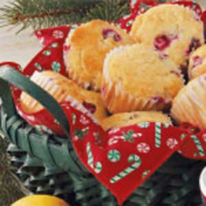 Cranberry Muffin Mix Recipe