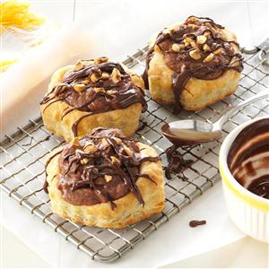 Chocolate Hazelnut Mousse Cups Recipe