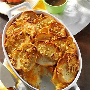Orange Marmalade Breakfast Bake Recipe