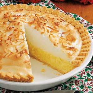 Best Coconut Cream Pie Recipe