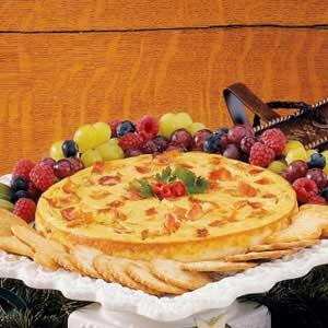 Savory Appetizer Cheesecake Recipe