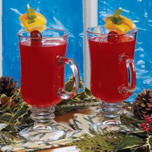 Hot Pink Punch Recipe