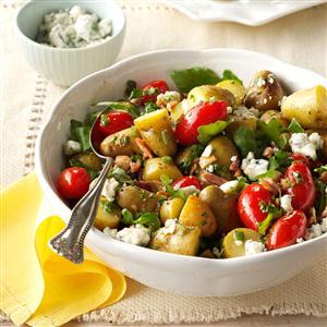 White Ale Potato Salad Recipe