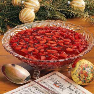 Cinnamon Gelatin Salad Recipe