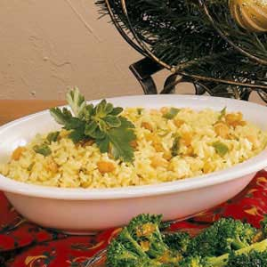 Curried Rice Pilaf Recipe