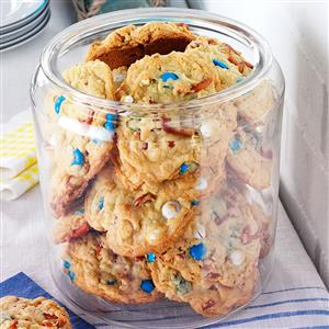 Loaded-Up Pretzel Cookies Recipe