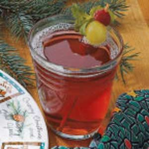 Ginger Ale Fruit Punch Recipe