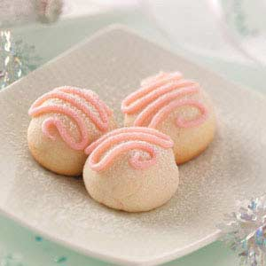 Cherry Bonbon Cookies Recipe