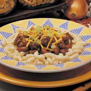 Speedy Chili Recipe