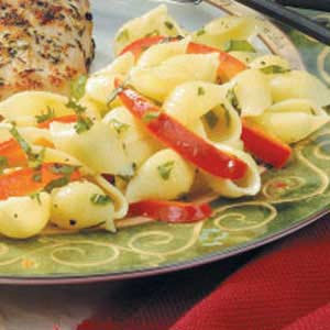 Pasta Shells with Herbs Recipe