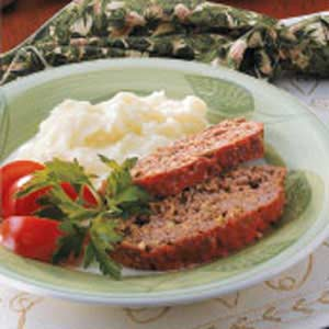 Bean and Meat Loaf Recipe