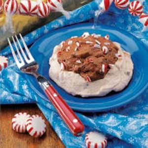 Chocolate Meringue Cups Recipe