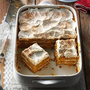 Pumpkin Cream Tiramisu Recipe