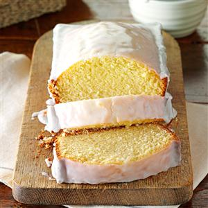 Sparkling Cider Pound Cake Recipe