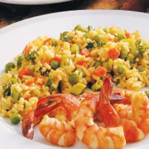 Colorful Fried Rice Recipe