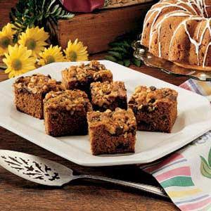 Chocolate Date Squares Recipe