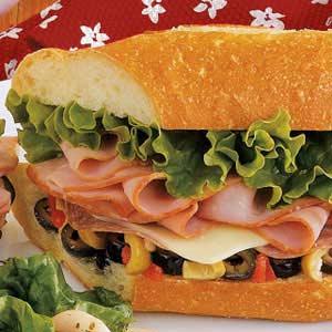 Italian Subs Recipe