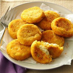 Loaded Stuffed Potato Pancakes Recipe