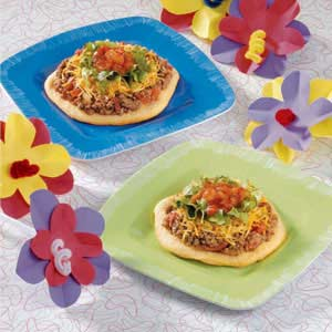 Biscuit Tostadas Recipe